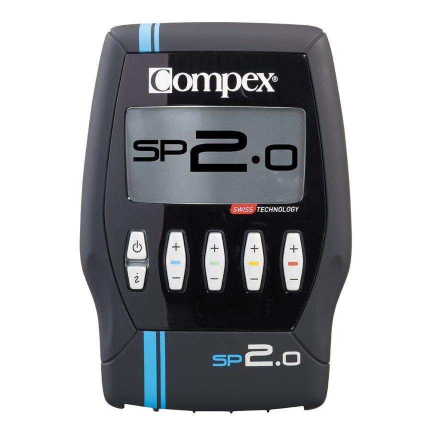 Elettrostimolatore COMPEX SP 2.0 Muscle Intelligence per sportivi che praticano attività fisica 1 o 2 volte a settimana