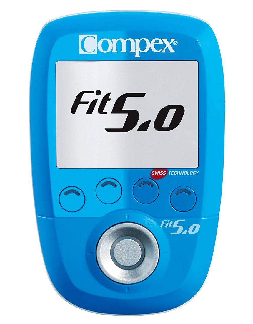 Elettrostimolatore professionale COMPEX FIT 5.0 con moduli wireless, per fitness, riabilitazione, recupero, massaggio e terapia del dolore