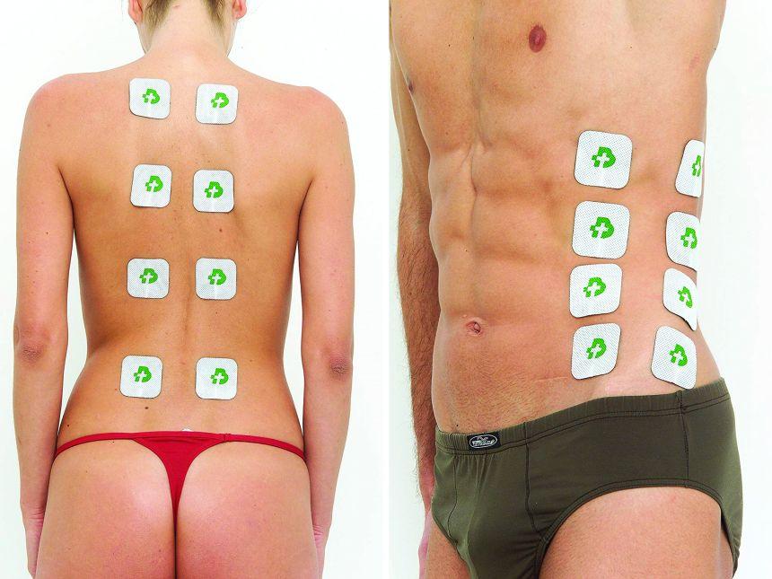 Tesmed MAX 830 risolve velocemente gli inestetismi della cellulite, oltre a tonificare tutta la muscolatura, inclusi addominali, pettorali, bicipiti e i tricipiti