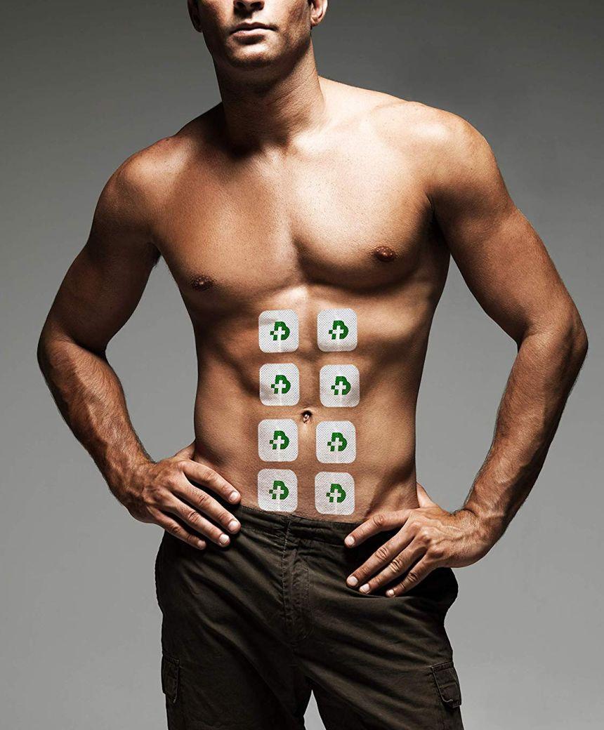 Tesmed MAX 7.8 Power è idelae per tonificare la muscolatura, gli addominali, i pettorali, i bicipiti, i tricipiti, oltre ad aiutarvi nel recupero veloce della massa muscolare persa